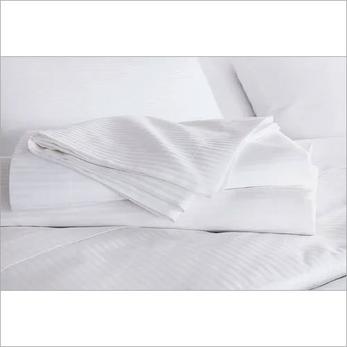 Hotel Stripe Bed sheet