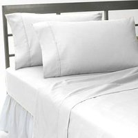 Hotel Plain Bed Sheet