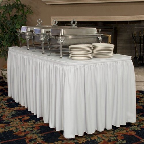 Buffet Table Cover : Frill Table cover