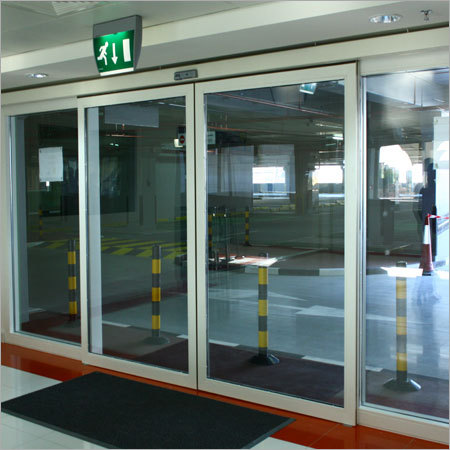 Automatic Sliding Glass Doors Automatic Sliding Glass Doors