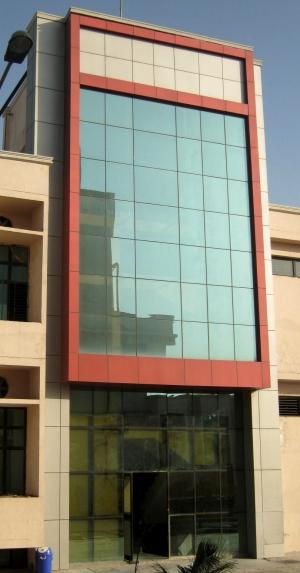 Aluminium and Glass Fabrication