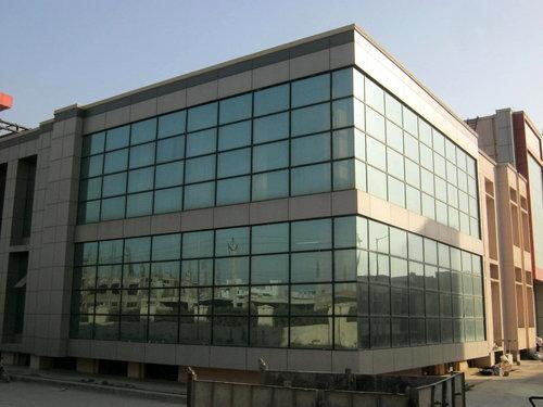 Aluminum Composite Panel Curtain Wall