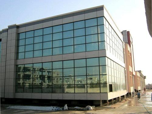 Glass Wall Glazing Service