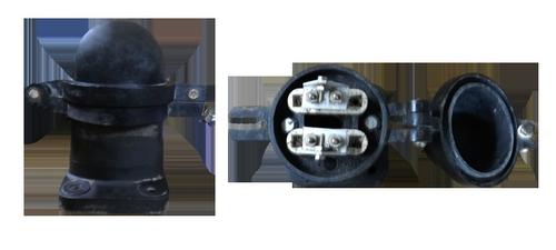 Rail FRP Made Boot Leg