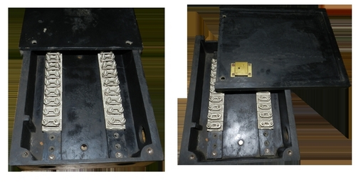 Rail FRP Made Point Junction Box