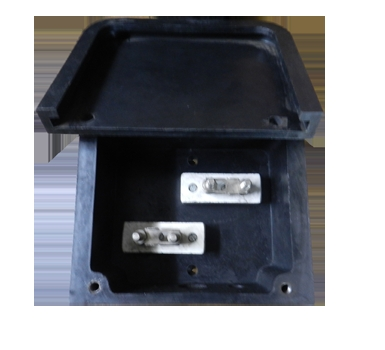 Rail Frp Track Lead Junction Box
