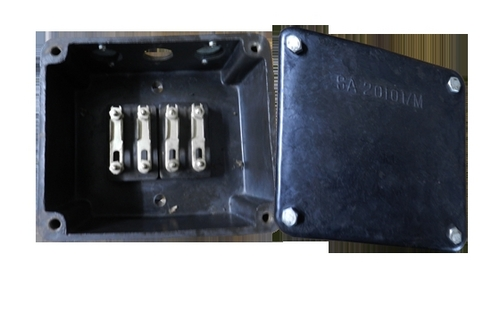 Rail Track Lead Junction Box