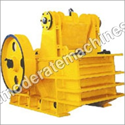 Jaw Crusher Double Toggle