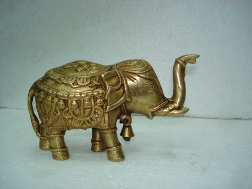 BRASS ELEPHANT SMALL