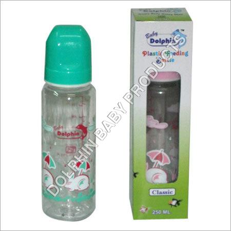 Transparent Feeding Bottles