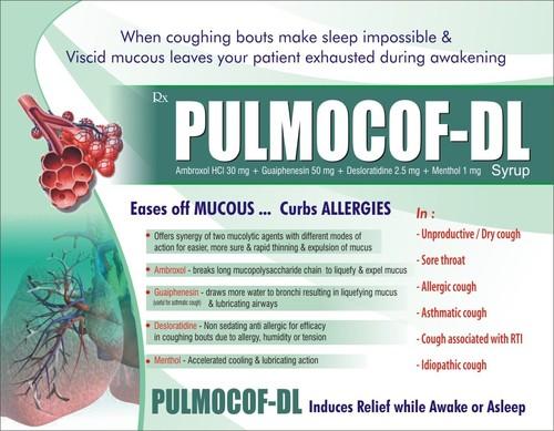 Pulmocof-dl