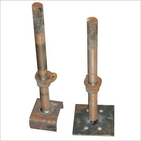 Adjustable Scaffolding Jacks