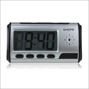 Spy  Ddigital Clock Camera