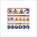Safety Instruction Signs
