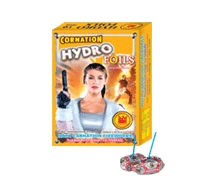 Hydro Crackling Sparklers