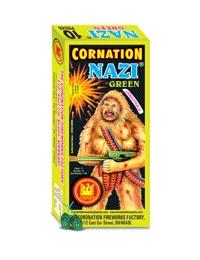 Nazi Green Cracker