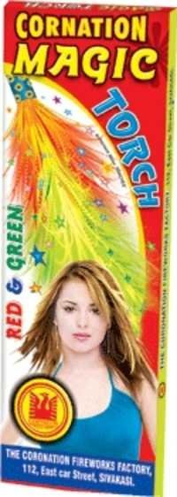 Magic Torch (Red & Green).