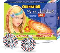 Wire Chakkar Crackers