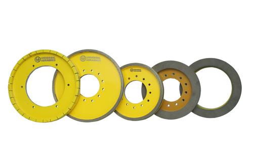 Metal Bond Diamond Dry Squaring Wheel