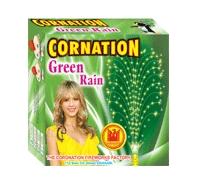 Green Rain (Green Glittering).