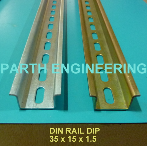 DIN Rail Dip Channel