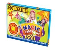 Magic Cartoons (It Run Like a Cartoon).