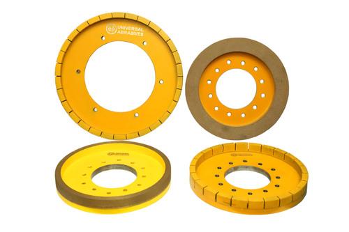 Dry Squaring Wheel