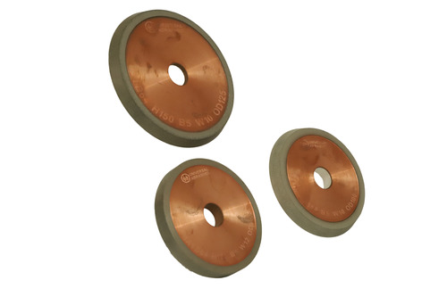Metal Bound Diamond Dry Squaring Wheel