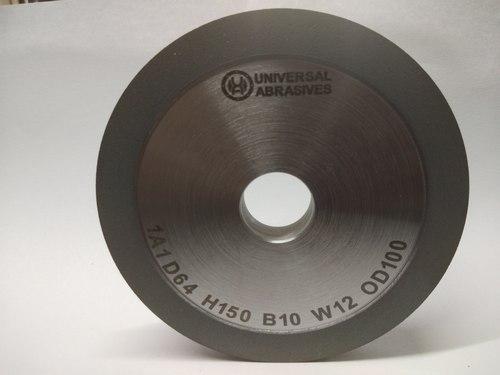 Dry Diamond Squaring Wheel