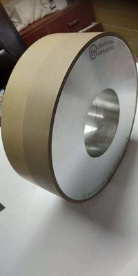 Resin Bond Diamond Dry-Chamfering Wheel