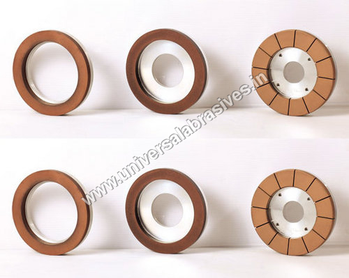 Diamond Squaring Wheel