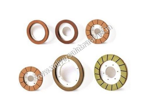 Diamond Squaring Wheel