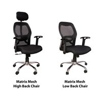 Matrix Adjustable Office Chairs