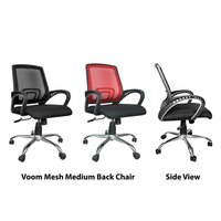 Voom Medium Back Revolving Chair