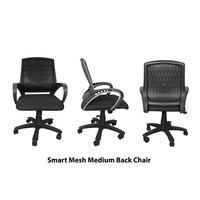 Smart Medium Back Revolving Office Chair
