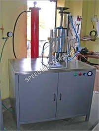 Aerosol Liquid Filling Machine
