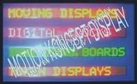 Colored Electronic display boards