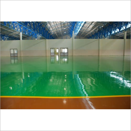 Industrial Epoxy Floorings