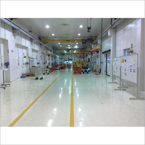 Epoxy Based Floor Coating
