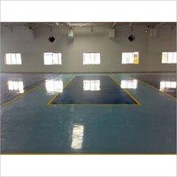 Epoxy Polyurethane Flooring