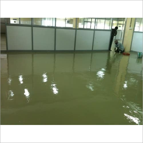 Water Based Floor Coatings