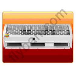 Double Speed Air Curtain