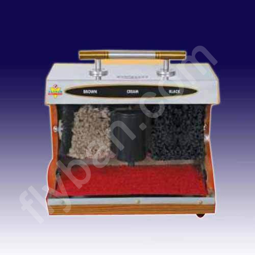 Auto Shoe Shining Machine