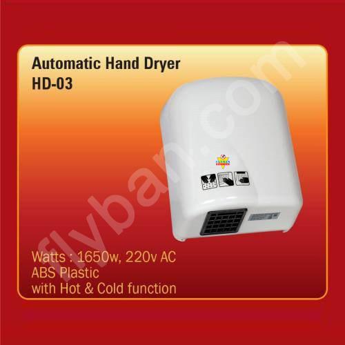 Semi-Automatic Hand Dryer