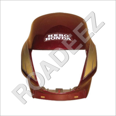 Bike Headlight Visor