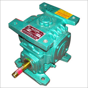 Single Reduction Gearboxes