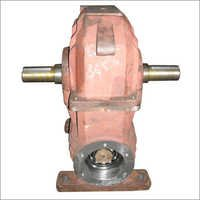 12 Inch HU Single Reduction Gear Box