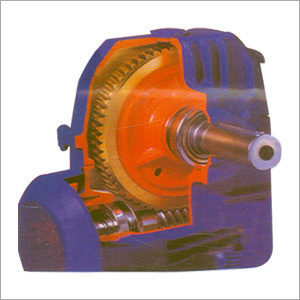 High Reduction Gearbox