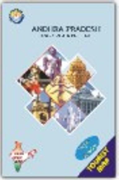 Andhra Pradesh Map Dimensions: 100 A  70  Centimeter (Cm)