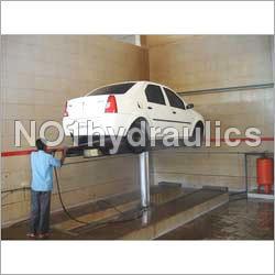 Vehicle Washing Lift